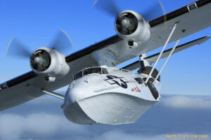 © Photo John Dibbs - The Plane Picture Company + The Catalina Society